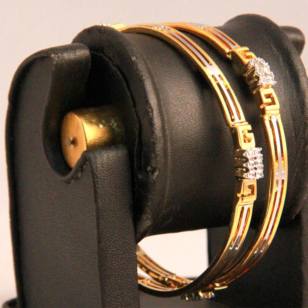 Contemporary design bangles