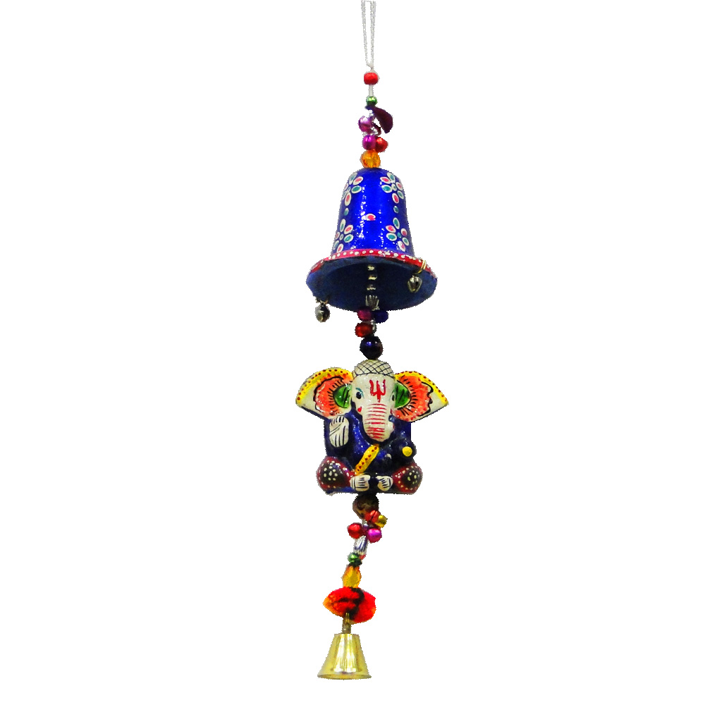 Ganesha Wall Hanging Wind Chime Good For Vastu Online
