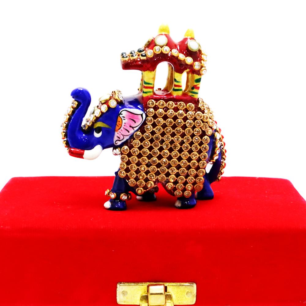 Designer Elephant Showpiece