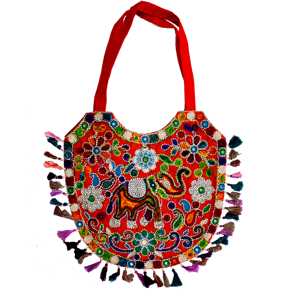 Multicolour party bag