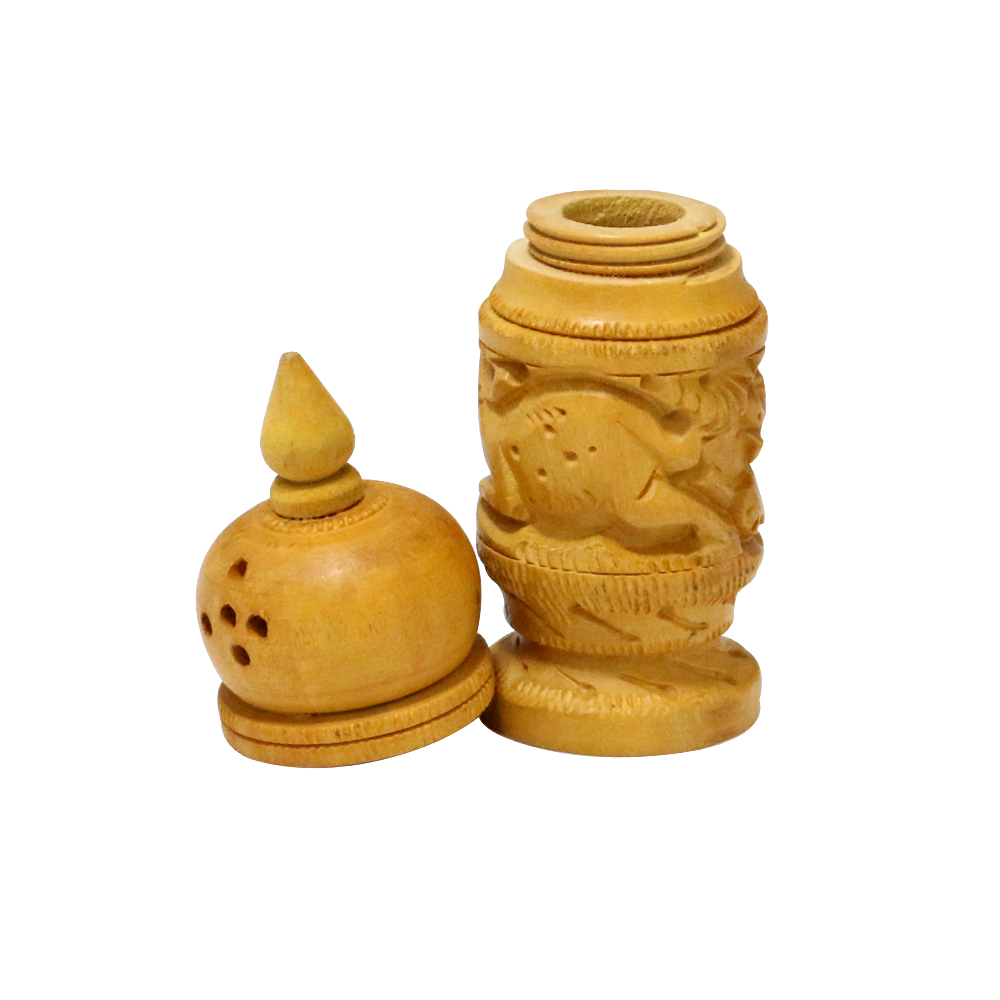 Salt And Pepper Container Made Of Wood - Boontoon Salt And Pepper Container Made Of Wood