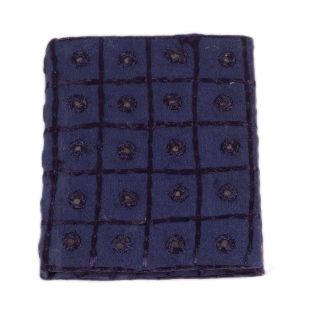 Blue coloured embroidary Diary for Sale - embroidary Diary