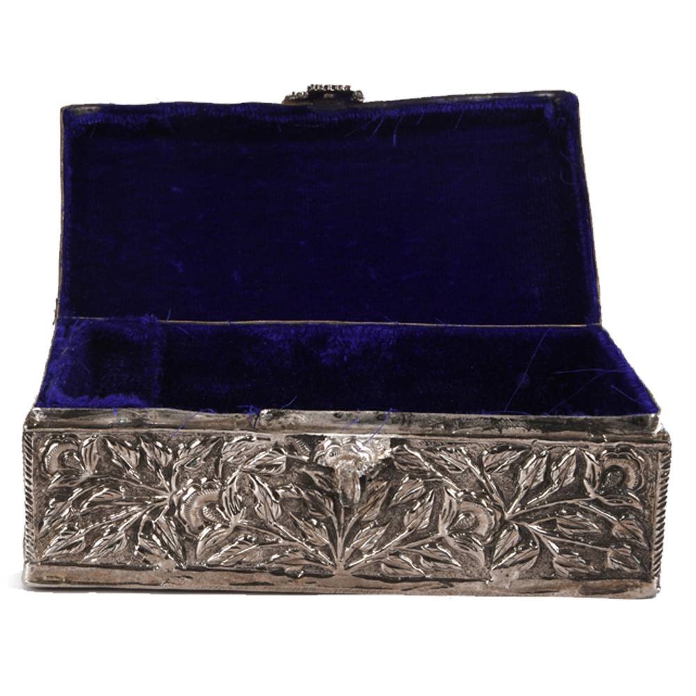 A Box Made Of Wood With Beautiful Carvings - box made of wood with beautiful carvings for return gifts
