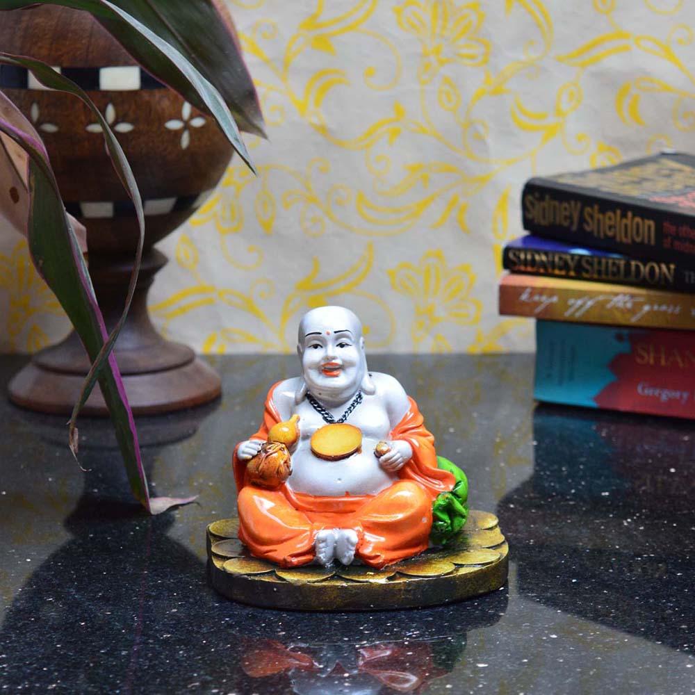 Laughing Buddha Decorative As A Great Feng Shui Décor - Laughing buddha