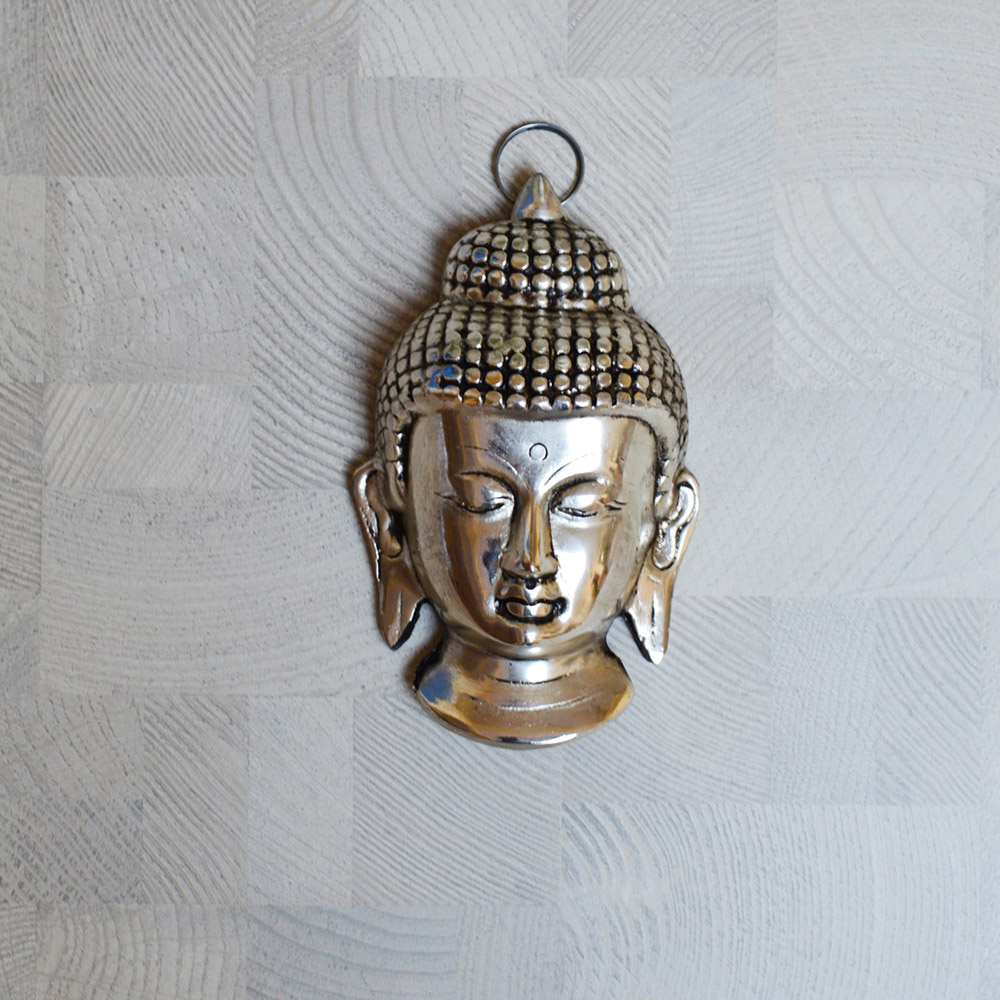 The Metal Buddha Face For Your Perfect Company - Metal buddha face