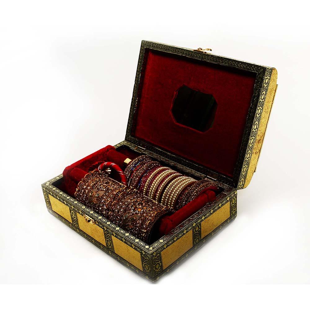 Uniquely designed bangle jewellery box - Uniquely designed bangle jewellery box