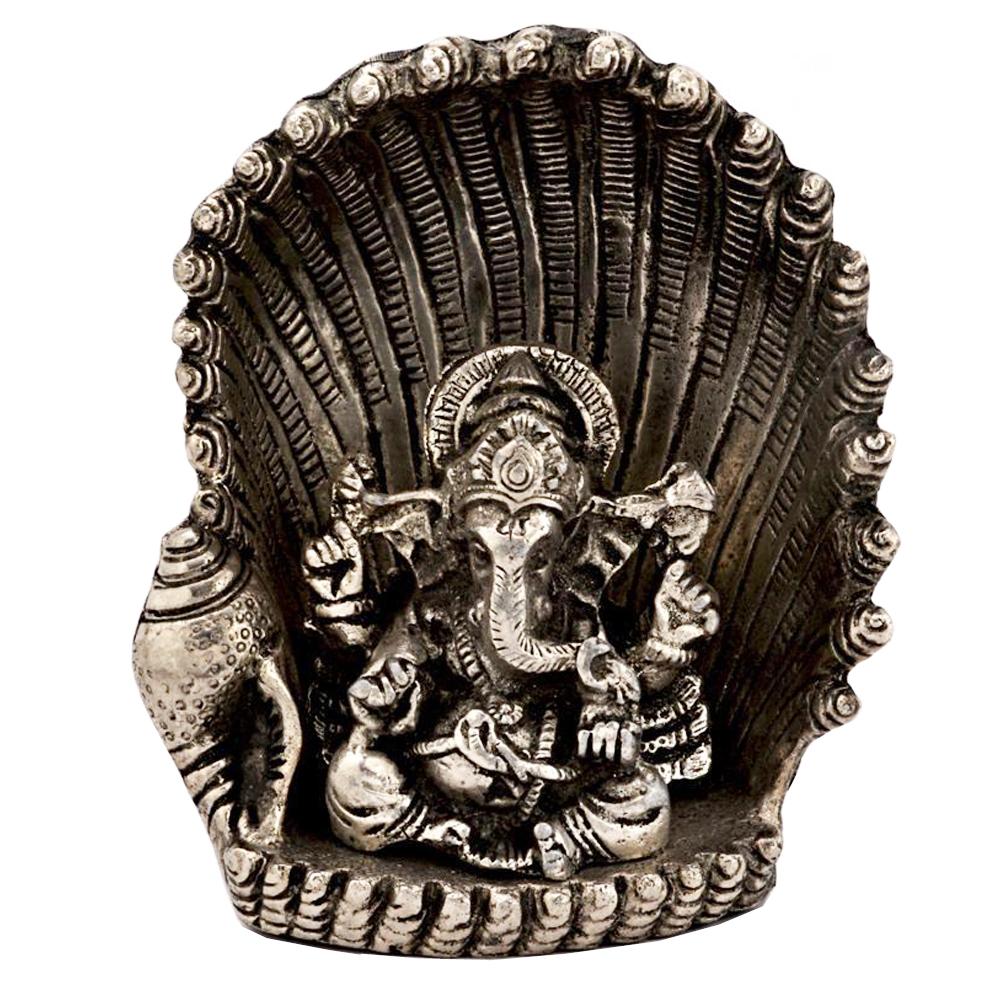 Oxidized Ganesh ji