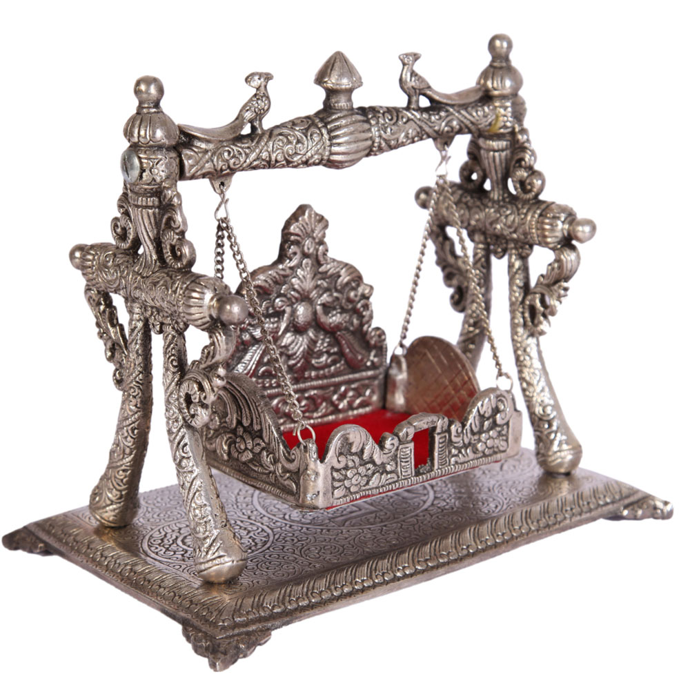 Oxidized Traditional Jhoola Indian Swing Handicraft Online