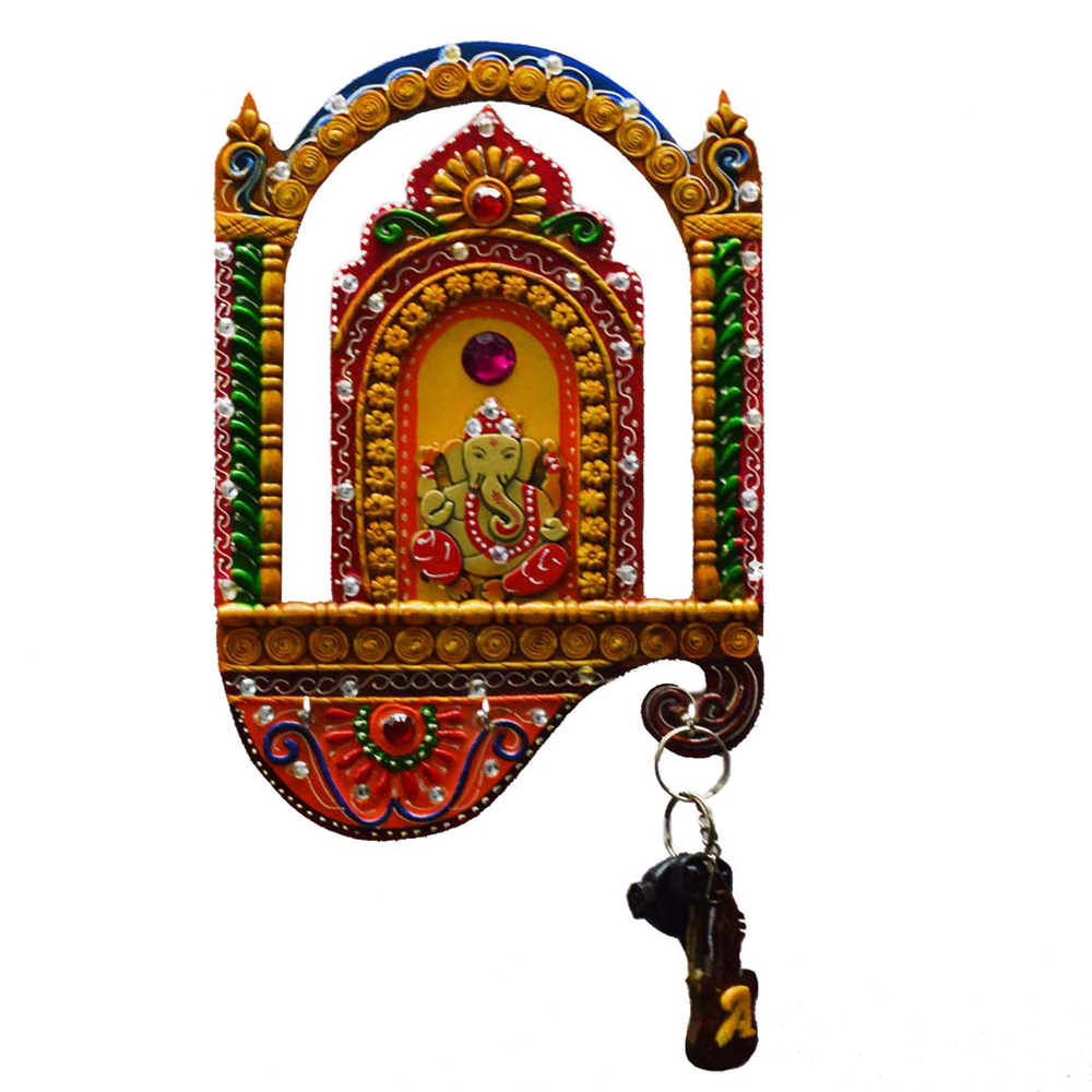 Share Your Love With The Kundun Lord Ganesha Key Holder