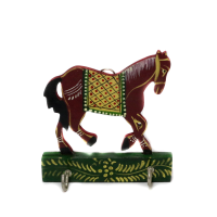 Beautifully Designed Running Horse Key Stand