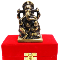 Brass Built Ganesh Idol For Vastu