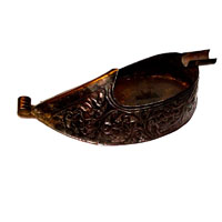 Brass Metal Handmade Decorative Items Ash Tray Online