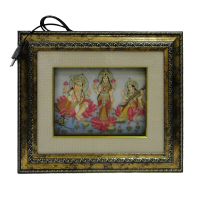 Exclusive Wood Photo Frame With Led Lights For Diwali
