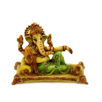 Lord Ganesha in Repose