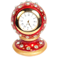 Marble Meenakari Paper Weight Watch For Office Desk Online