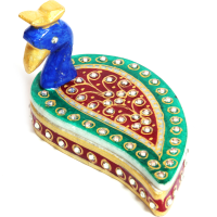 Marble Handicrafts Peacock Chopra Online For Ladies